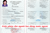 Thủ tục cấp giấy phép cho lao động nước ngoài tại Việt Nam