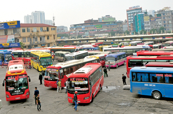 Thành lập hợp tác xã vận tải tại Nghệ An