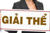 Thủ tục giải thể doanh nghiệp tại Nghệ An